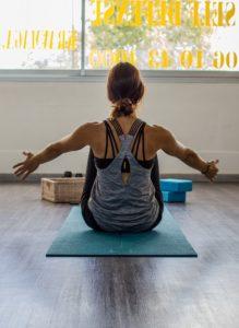 pilates pour éviter le mal de dos