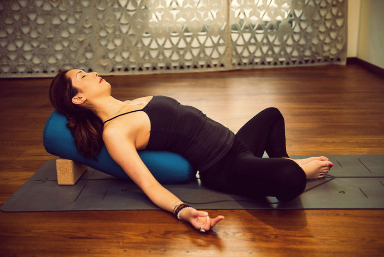 Yin Yoga +