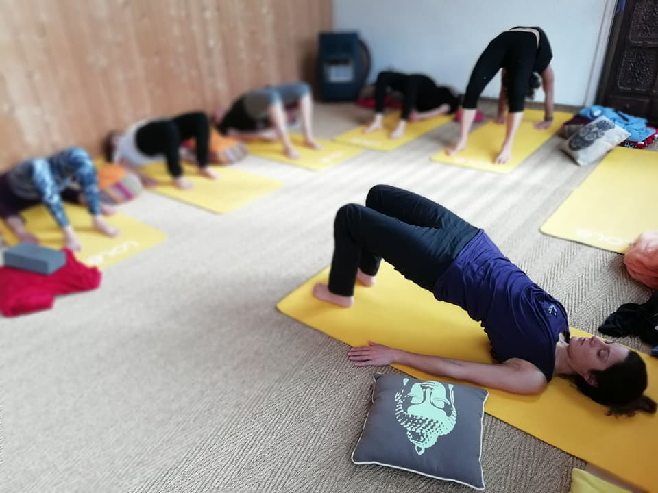 yoga juillet 2019