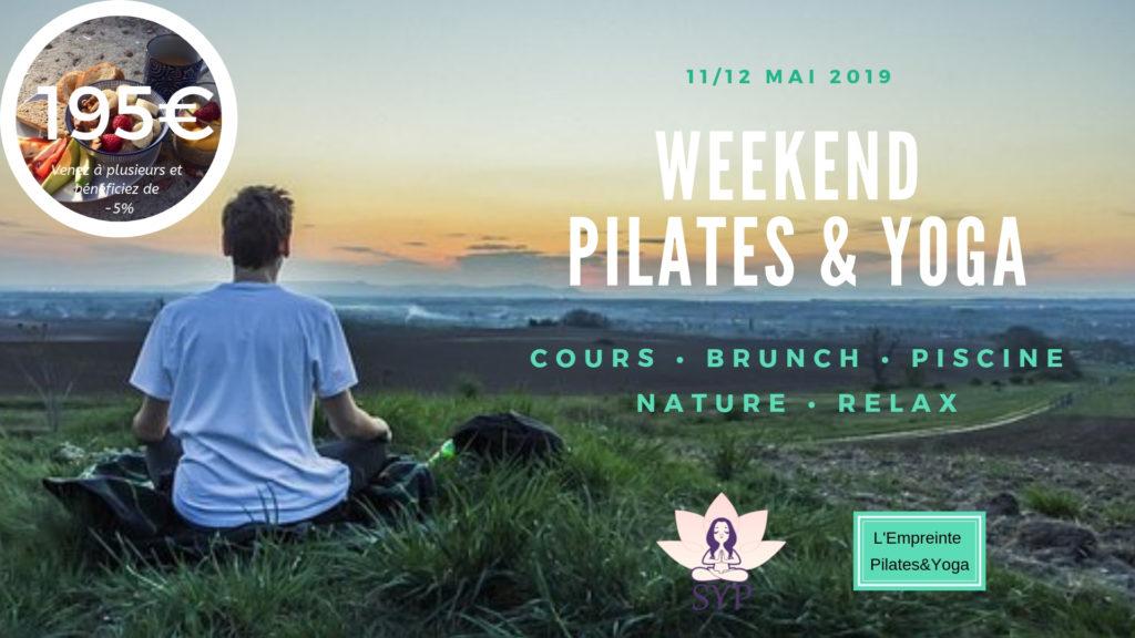 weekend yoga et pilates