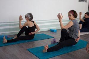 ours yoga tout niveaux débutant et avancé toulouse