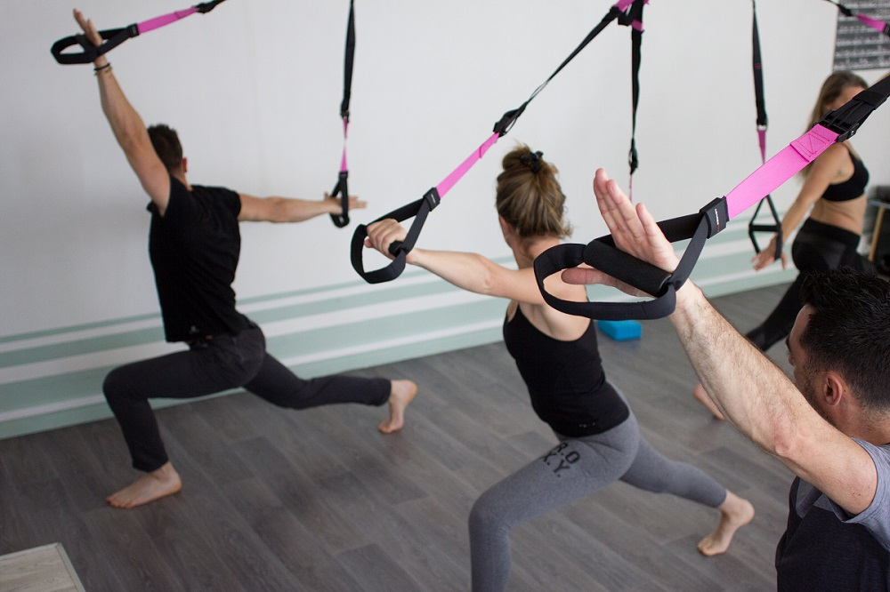 pilates suspension toulouse TRX