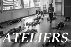 Ateliers et stages yoga pilates BORDEROUGE