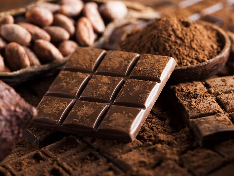 atelier yoga et chocolat