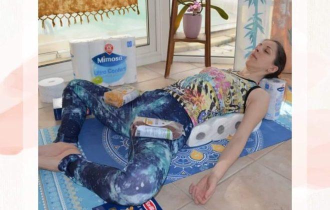 adaptation posture yoga