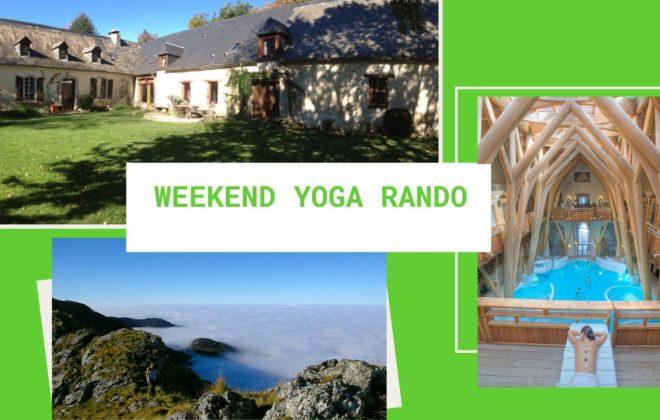 weekend yoga rando pyrenees